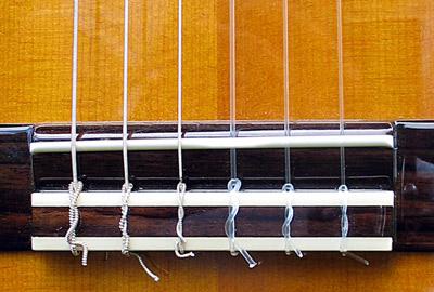 Các loại dây đàn guitar