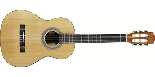 Mua guitar classic hay guitar acoustic khi mới học guitar?