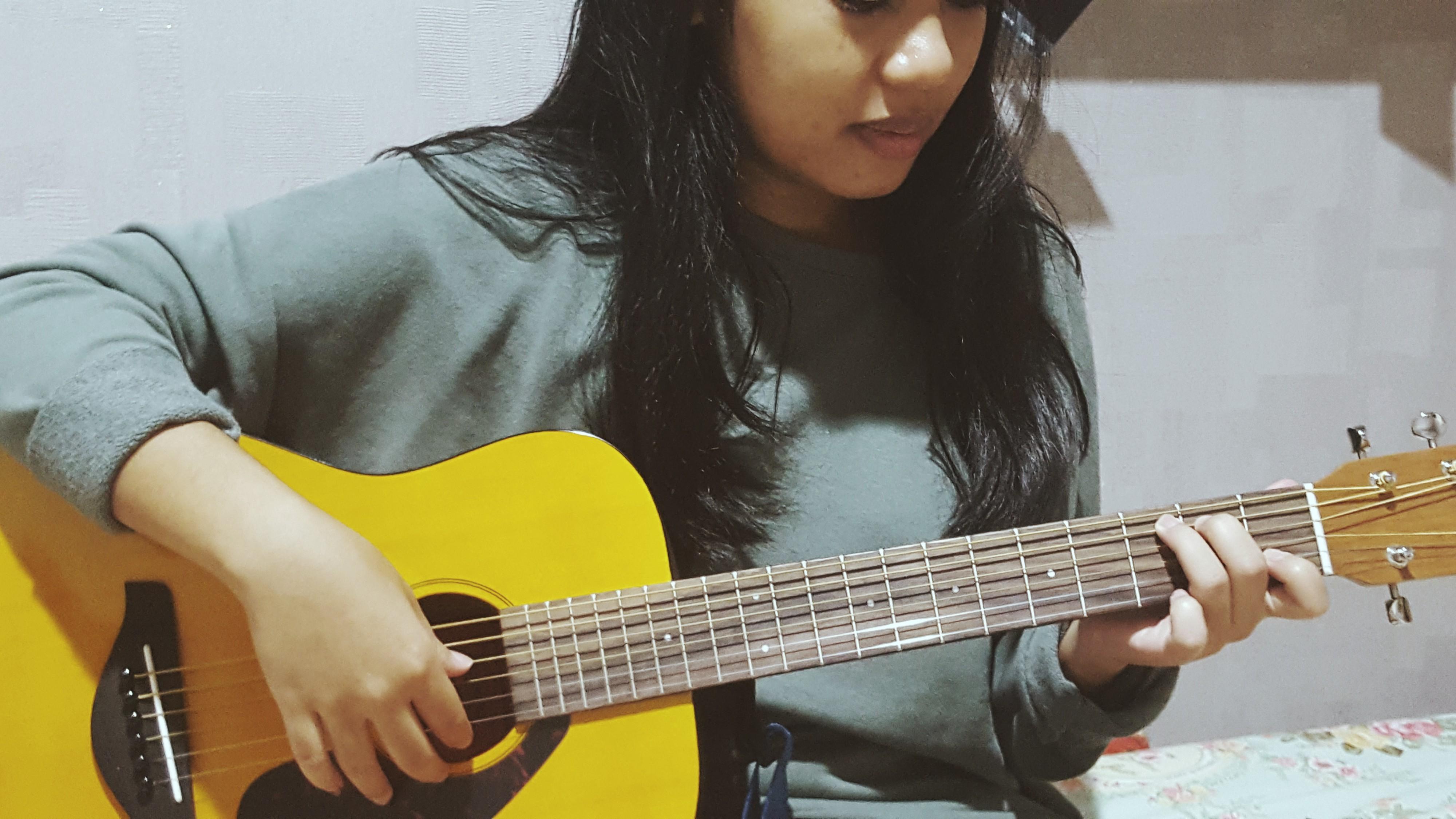 Tips dành cho người tư học guitar đệm hát ở nhà