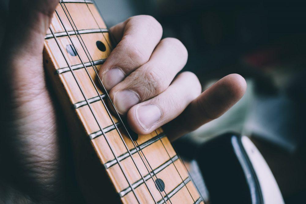 Mô hình dạy học đàn guitar tại các trung tâm âm nhạc