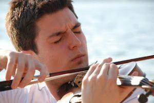 tiết tấu âm chuẩn đàn violin