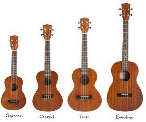 đàn ukulele 4 dây