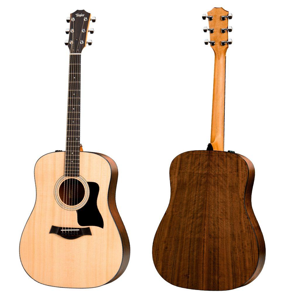 Guitar Acoustic 110e là một trong số khá nhiều những cây đàn guitar của Taylor được nhiều người tiêu dùng lựa chọn