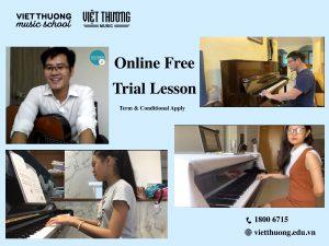 học guitar online tại Việt Thương