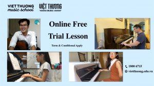 học đàn trực tuyến