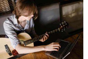 học đàn online