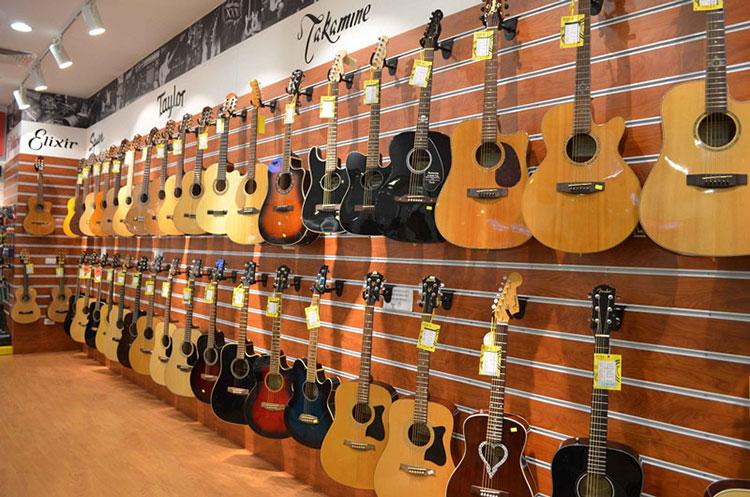 Chất lượng của các cây đàn guitar giá rẻ nhất 2